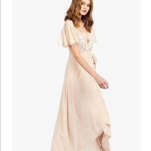 Cleobella Radley Wrap Dress XS